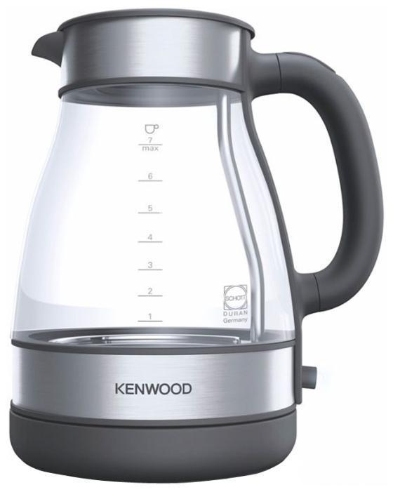 Kenwood ZJG111CL электрочайникZJG 111Электрический чайник Kenwood ZJG111 в стильном корпусе из высококачественного термостойкого стекла станет настоящим украшением на вашей кухне. Мощный нагревательный элемент позволяет вскипятить 1,7 литра воды за считанные минуты, съемный моющийся фильтр предотвращает попадание мелких частиц накипи в чашку, благодаря чему вода всегда будет чистой и приятной на вкус, а функция автоматического отключения обеспечивает безопасное использование прибора и экономию электроэнергии.