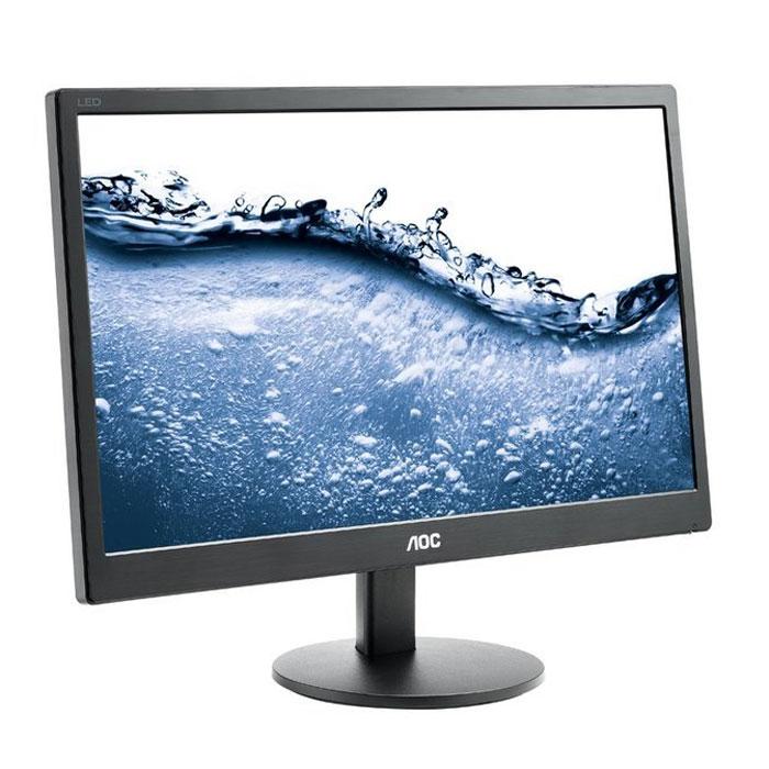 AOC E2460PHU, Black мониторE2460PHUМонитор AOC E2460PHU предназначен в равной степени для бизнес- пользователей и домашнего офиса. За классическим дизайном корпуса скрывается новейшая LED-технология, обеспечивающая превосходное качество изображения. Модель отличается высокой контрастностью, малым временем отклика и широким углом обзора. Функция i-Care автоматически соотносит степень яркости монитора с освещенностью рабочего места. Это, с одной стороны, повышает комфортность пользования, а с другой- снижает энергопотребление.