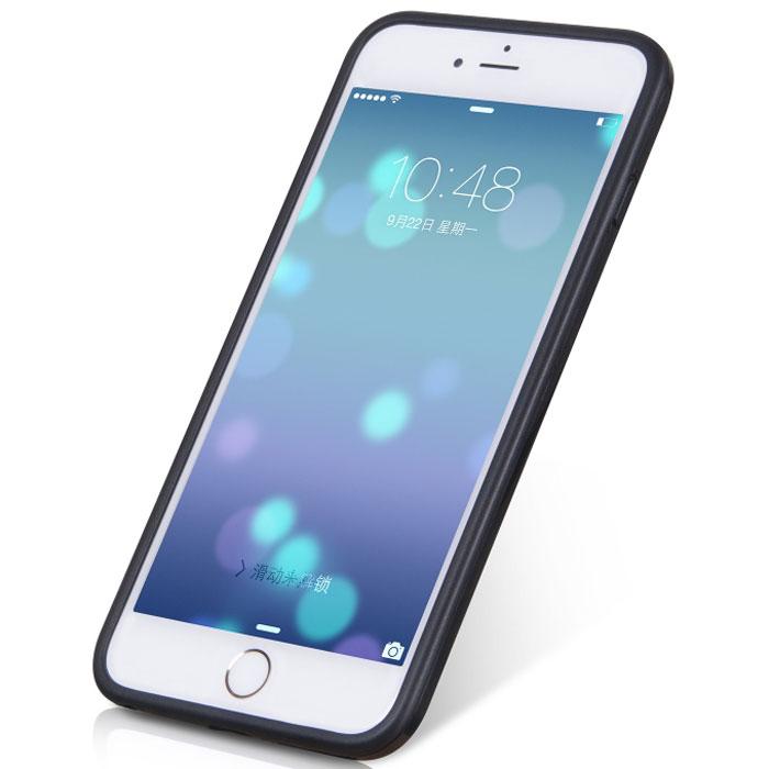 Hoco Coupe Series Double Color чехол-бампер для iPhone 6 Plus, BlackR0007619Чехол-бампер Hoco Coupe Series Double Color для iPhone 6 Plus гарантирует надежную защиту корпуса вашего смартфона от внешнего воздействия. Чехол изготовлен из качественного термопластика (TPU) и поликарбоната (PC) и имеет необходимые отверстия для разъемов и кнопок.