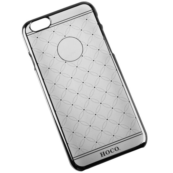 Hoco Defender Series Flower защитная крышка для iPhone 6, SilverR0007533Задняя крышка (кейс) Hoco Defender Series Flower для iPhone 6 гарантирует надежную защиту корпуса вашего смартфона от внешнего воздействия (пыль, влага, царапины). Чехол изготовлен из качественного пластика и имеет отверстия для камеры, разъемов и кнопок.