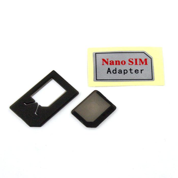 Liberty Project переходник с NanoSIM на обычную SIM карту и MicroSIM карту