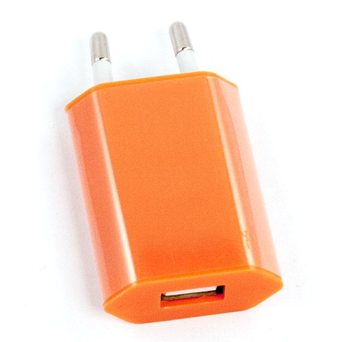 Liberty Project зарядное устройство 1А, Orange