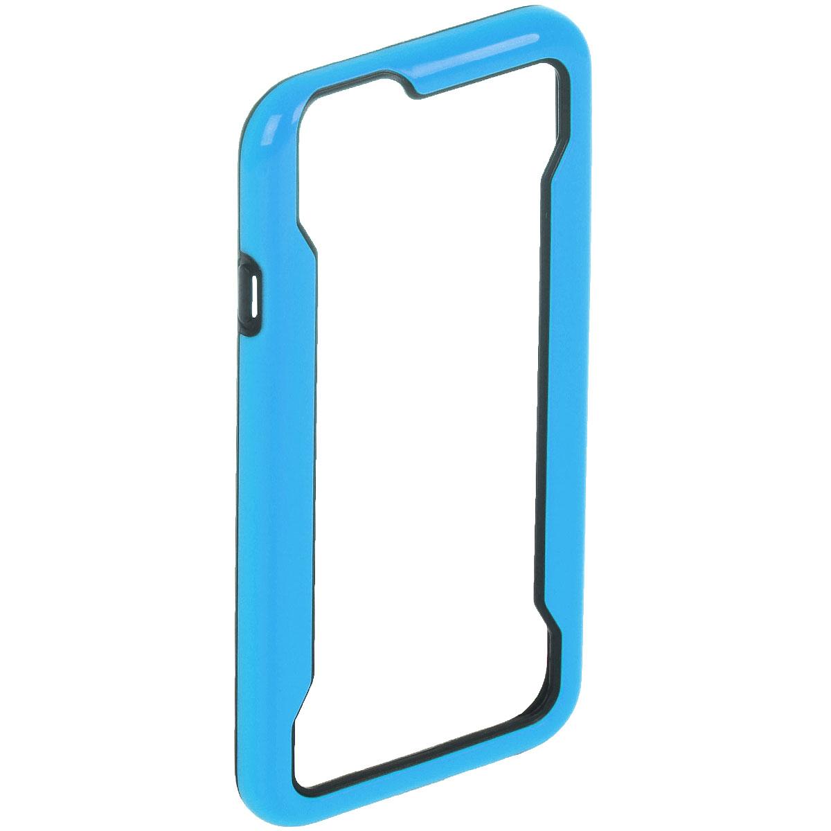 Liberty Project чехол-накладка для iPhone 6, Blue BlackR0007957Защитная крышка Liberty Project служит защиты корпуса вашего смартфона от внешнего воздействия (пыль, влага, царапины). Модель доступна в различных цветах.