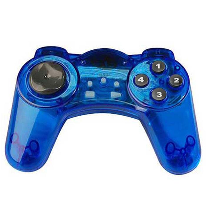 Джойстик PC DVTech JS19 Gear (синий)JS 19Высокая надёжность и многофункциональность в сочетании с невысокой ценой делают контроллер DVTech JS19 Gear одним из самых популярных у геймеров. А разнообразие цветовой гаммы создаёт дополнительную гармонию с многокрасочным миром видеоигр.