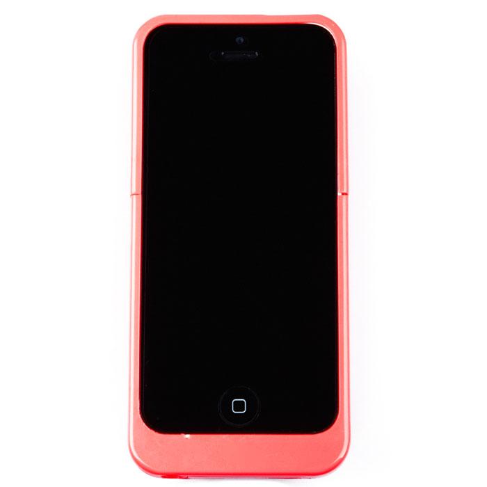 Liberty Project External Battery Case чехол-аккумулятор для iPhone 5c, Pink (2200 мАч)R0000124Чехол со встроенным дополнительным аккумулятором Liberty Project External Battery Case служит для экстренной подзарядки iPhone 5c и защиты корпуса устройства от внешнего воздействия. Имеет свободный доступ ко всем разъемам и камере телефона.