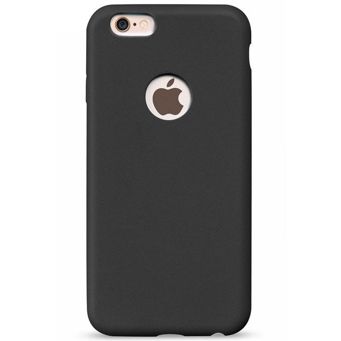 Hoco Paris Series защитная крышка для iPhone 6 Plus, BlackR0007613Задняя крышка (кейс) Hoco Paris Series для iPhone 6 Plus гарантирует надежную защиту корпуса вашего смартфона от внешнего воздействия (пыль, влага, царапины). Чехол изготовлен из качественных материалов и имеет отверстия для камеры и разъемов.
