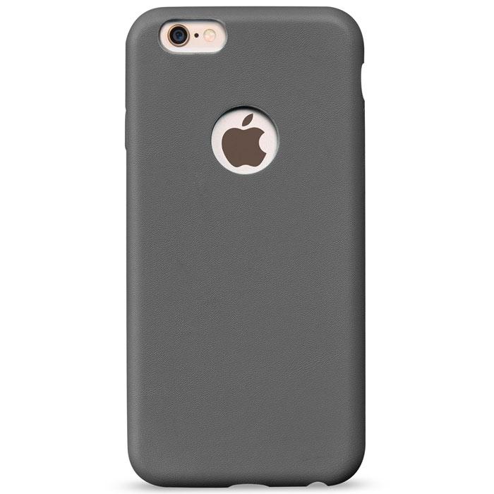 Hoco Paris Series защитная крышка для iPhone 6 Plus, GrayR0007614Задняя крышка (кейс) Hoco Paris Series для iPhone 6 Plus гарантирует надежную защиту корпуса вашего смартфона от внешнего воздействия (пыль, влага, царапины). Чехол изготовлен из качественных материалов и имеет отверстия для камеры и разъемов.