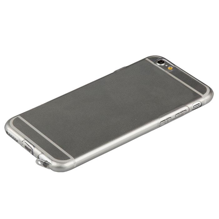 Liberty Project TPU чехол для iPhone 6, BlackR0005479Чехол Liberty Project TPU Case для iPhone 6 защитит ваш гаджет от механических повреждений и влаги. Чехол имеет свободный доступ ко всем разъемам и клавишам устройства.