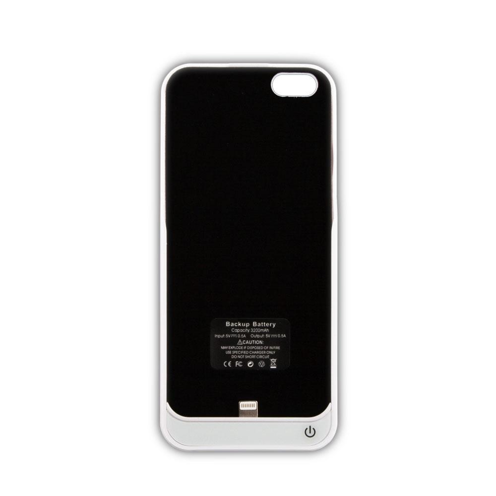 Liberty Project Power Case чехол-аккумулятор для iPhone 5/5s, White (3200 мАч)R0005033Чехол со встроенным дополнительным аккумулятором Liberty Project External Battery Case служит для экстренной подзарядки iPhone 5c и защиты корпуса устройства от внешнего воздействия. Имеет свободный доступ ко всем разъемам и камере телефона.