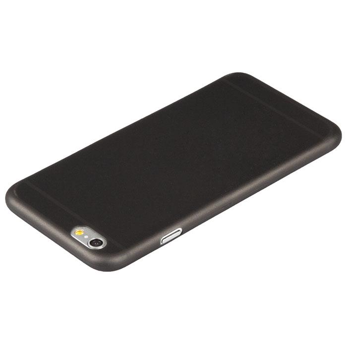 Liberty Project защитная крышка 0,4 мм для iPhone 6, BlackR0005428Защитная крышка Liberty Project для iPhone 6 защитит ваш гаджет от механических повреждений. Крышка имеет свободный доступ ко всем разъемам и клавишам устройства.
