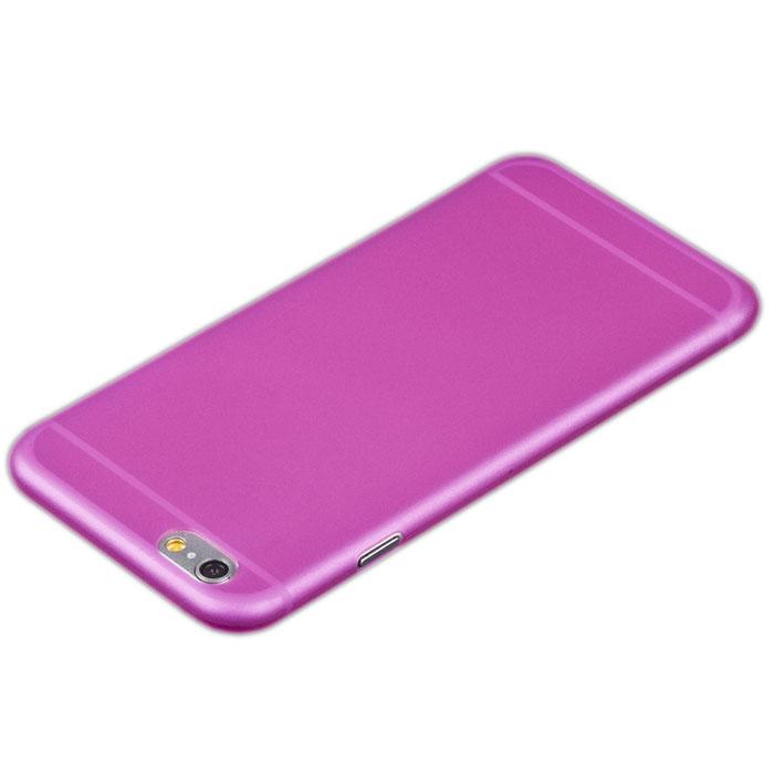Liberty Project защитная крышка 0,4 мм для iPhone 6, PinkR0005473Защитная крышка Liberty Project для iPhone 6 защитит ваш гаджет от механических повреждений. Крышка имеет свободный доступ ко всем разъемам и клавишам устройства.