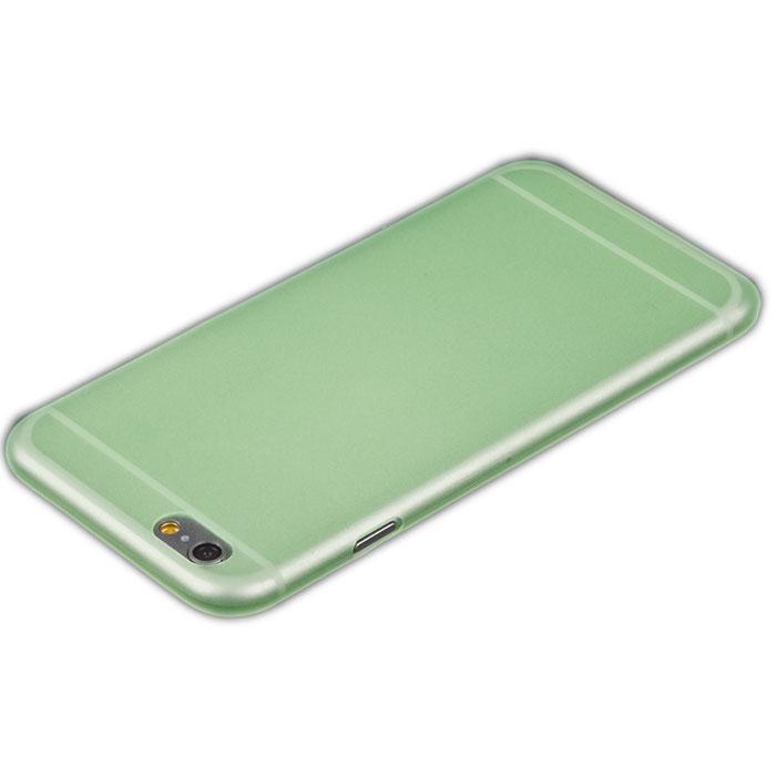 Liberty Project защитная крышка 0,4 мм для iPhone 6 Plus, GreenR0006393Защитная крышка Liberty Project для iPhone 6 Plus защитит ваш гаджет от механических повреждений и влаги. Крышка имеет свободный доступ ко всем разъемам и клавишам устройства.
