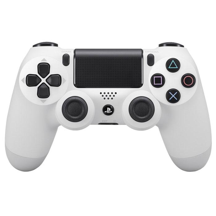 Sony Беспроводной контроллер Dualshock 4 для PS4 (белый) ACPS427