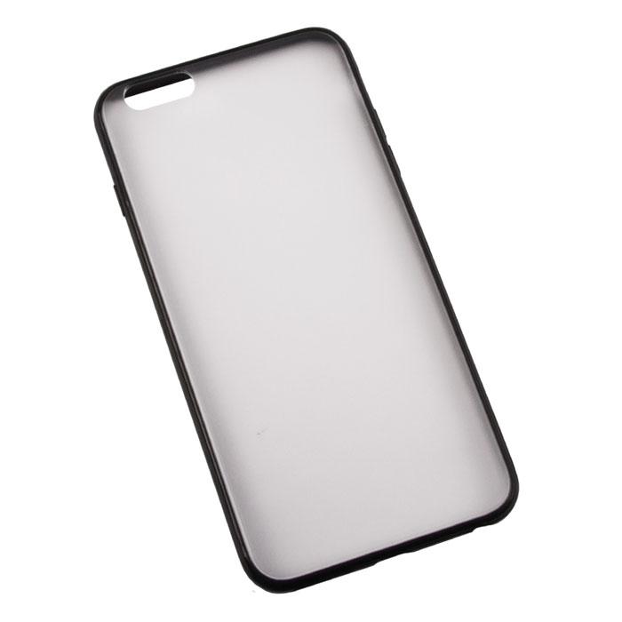 Liberty Project защитная крышка для iPhone 6 Plus, Black MatteR0006690Защитная крышка Liberty Project для iPhone 6 Plus защитит ваш гаджет от механических повреждений. Чехол имеет свободный доступ ко всем разъемам и клавишам устройства.