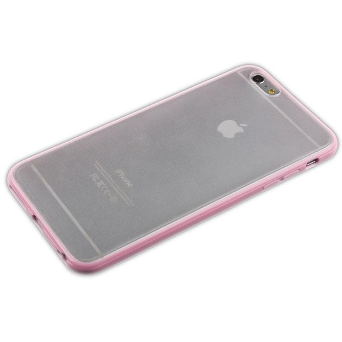 Liberty Project защитная крышка для iPhone 6 Plus, Pink MatteR0006694Защитная крышка Liberty Project для iPhone 6 Plus защитит ваш гаджет от механических повреждений. Чехол имеет свободный доступ ко всем разъемам и клавишам устройства.