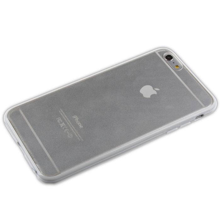 Liberty Project защитная крышка для iPhone 6 Plus, White ClearR0006717Защитная крышка Liberty Project для iPhone 6 Plus защитит ваш гаджет от механических повреждений. Чехол имеет свободный доступ ко всем разъемам и клавишам устройства.