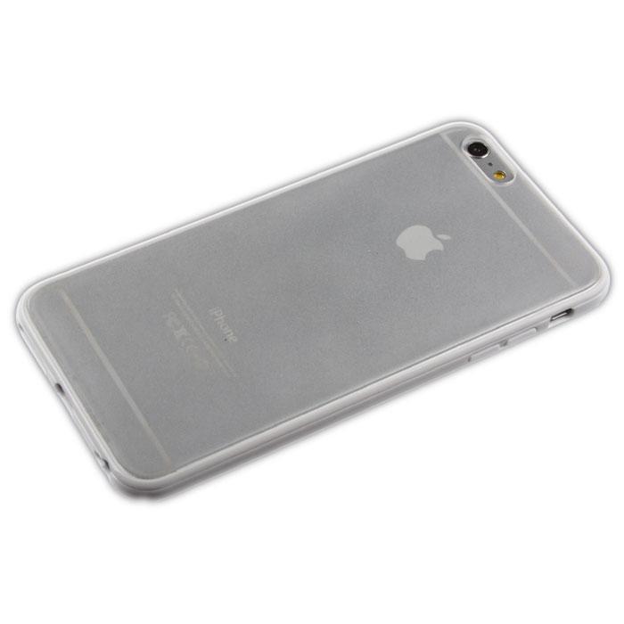 Liberty Project защитная крышка для iPhone 6 Plus, White MatteR0006691Защитная крышка Liberty Project для iPhone 6 Plus защитит ваш гаджет от механических повреждений. Чехол имеет свободный доступ ко всем разъемам и клавишам устройства.