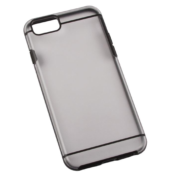 Liberty Project защитная крышка для iPhone 6, Black StripedR0006696Защитная крышка Liberty Project для iPhone 6 защитит ваш гаджет от механических повреждений. Чехол имеет свободный доступ ко всем разъемам и клавишам устройства.