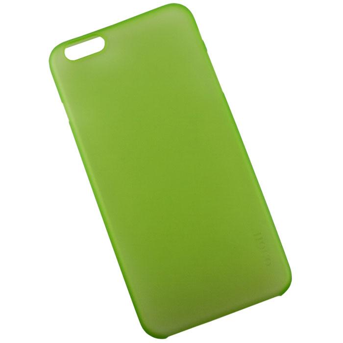 Hoco Thin Series PP защитная крышка для iPhone 6 Plus, GreenR0007603Задняя крышка Hoco Thin Series для iPhone 6 Plus гарантирует надежную защиту корпуса вашего смартфона от внешнего воздействия (пыль, влага, царапины). Чехол изготовлен из качественного пластика и имеет отверстия для камеры, разъемов и кнопок.