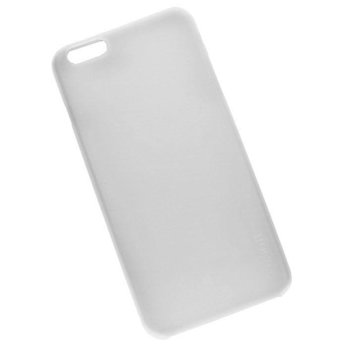 Hoco Thin Series PP защитная крышка для iPhone 6 Plus, WhiteR0007600Задняя крышка Hoco Thin Series для iPhone 6 Plus гарантирует надежную защиту корпуса вашего смартфона от внешнего воздействия (пыль, влага, царапины). Чехол изготовлен из качественного пластика и имеет отверстия для камеры, разъемов и кнопок.