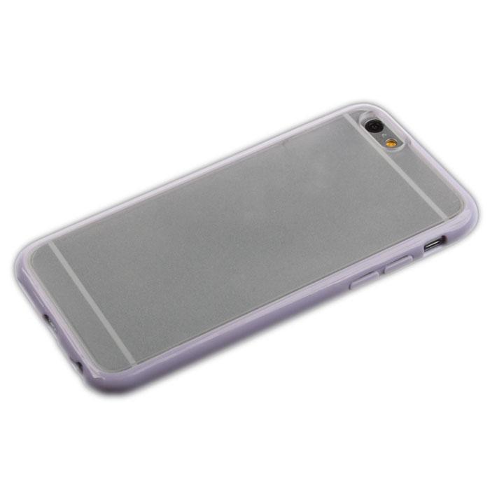Liberty Project защитная крышка для iPhone 6, Lilac MatteR0006689Защитная крышка Liberty Project для iPhone 6 защитит ваш гаджет от механических повреждений. Чехол имеет свободный доступ ко всем разъемам и клавишам устройства.