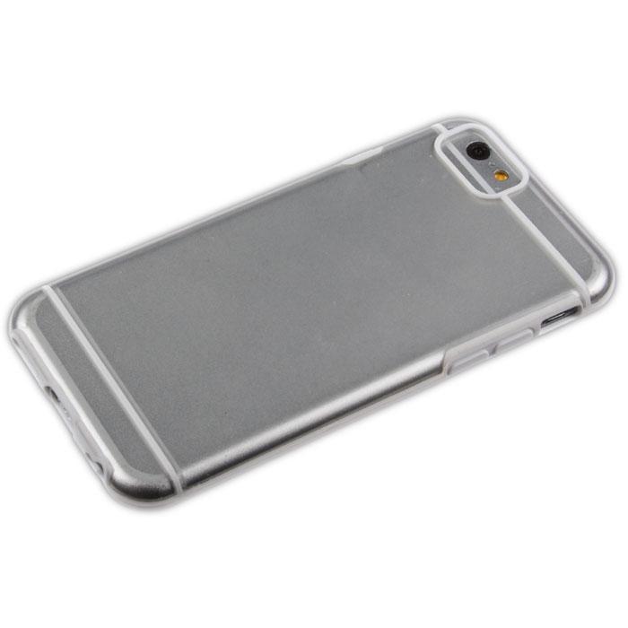 Liberty Project защитная крышка для iPhone 6, White Striped ClearR0006697Защитная крышка Liberty Project для iPhone 6 защитит ваш гаджет от механических повреждений. Чехол имеет свободный доступ ко всем разъемам и клавишам устройства.
