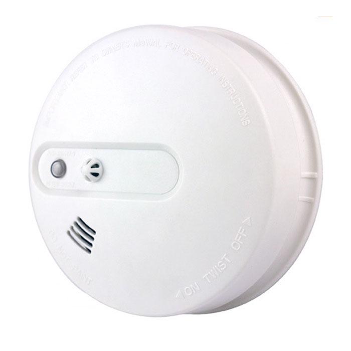 Sapsan DT-02 беспроводной пожарный (дымовой+тепловой) датчикDT-02Датчик Sapsan DT-02 может быть использован в доме, магазине, отеле, ресторане, офисном здании, школе, банке, библиотеке, складе или любом другом помещении. Прибор считывает информацию о дыме и резком изменении температуры с помощью инфракрасного излучателя и фотоприемника. Может работать как автономное устройство, оповещающее через встроенный динамик о возникновении задымления, а также как штатная единица в составе системы Sapsan GSM.