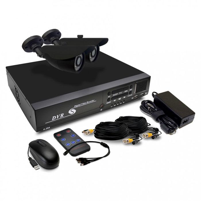 Sapsan Склад комплект видеонаблюдения ( 7186 )