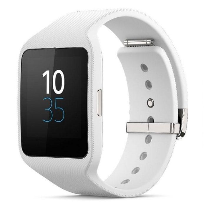 Sony SmartWatch 3 SWR50 Sport, White смарт-часы1292-4180Умные часы SmartWatch под управлением Android Wear обладают поистине безграничными возможностями. Умная ОС Android Wear постоянно анализирует текущую ситуацию и тут же предлагает вам полезные сведения, а еще — слушается ваших голосовых команд. Прямо на ходу просматривайте на экране новости, актуальные для вас именно в данный момент. Один взгляд на запястье — и вы знаете, на что следует обратить внимание прямо сейчас. Информация о вашем рейсе, рекомендации на основе ваших интересов, разнообразные сообщения… И при этом вам практически не придется вводить какие-либо данные. Если же вам понадобится отдать команду ОС Android Wear, просто скажите своим умным часам, что нужно сделать. Даже в отдельности от смартфона SmartWatch 3 SWR50 обладает множеством интересных и полезных возможностей. Собрались на пробежку? Двигайтесь в ритме: в ваши умные часы закачать любимые песни, и музыка последует за вами, даже если смартфон останется дома. Всё это время ваши...