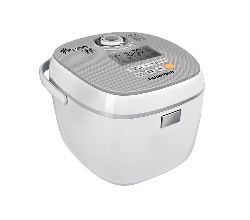 Redmond RMC-210, White мультиварка