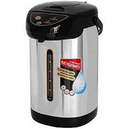 Vigor HX-2231 термопотHX-2231Vigor HX-2231 - функциональный термопот для вашей кухни. Полезный объем термопота - 4 л. Модель имеет 3 способа подачи воды - ручной, электронасос и нажим чашкой. Всего лишь одним нажатием кнопки вы сможете повторно вскипятить воду, как и выполнить любую другую функцию - меню чайника интуитивно понятно. Также имеется шкала уровня воды