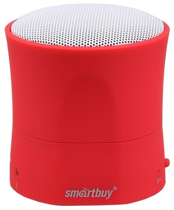 SmartBuy Fop SBS-3330, Red портативная Bluetooth-колонка