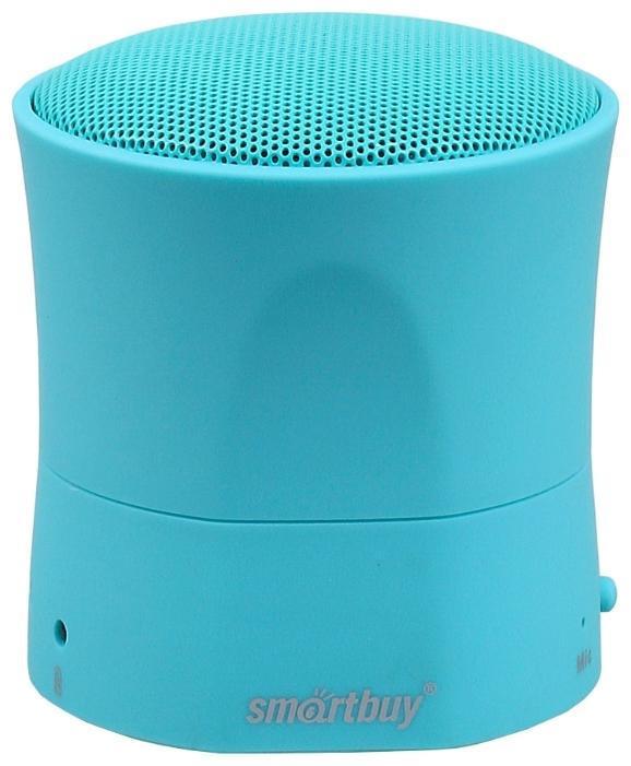 SmartBuy Fop SBS-3320, Blue портативная Bluetooth-колонка