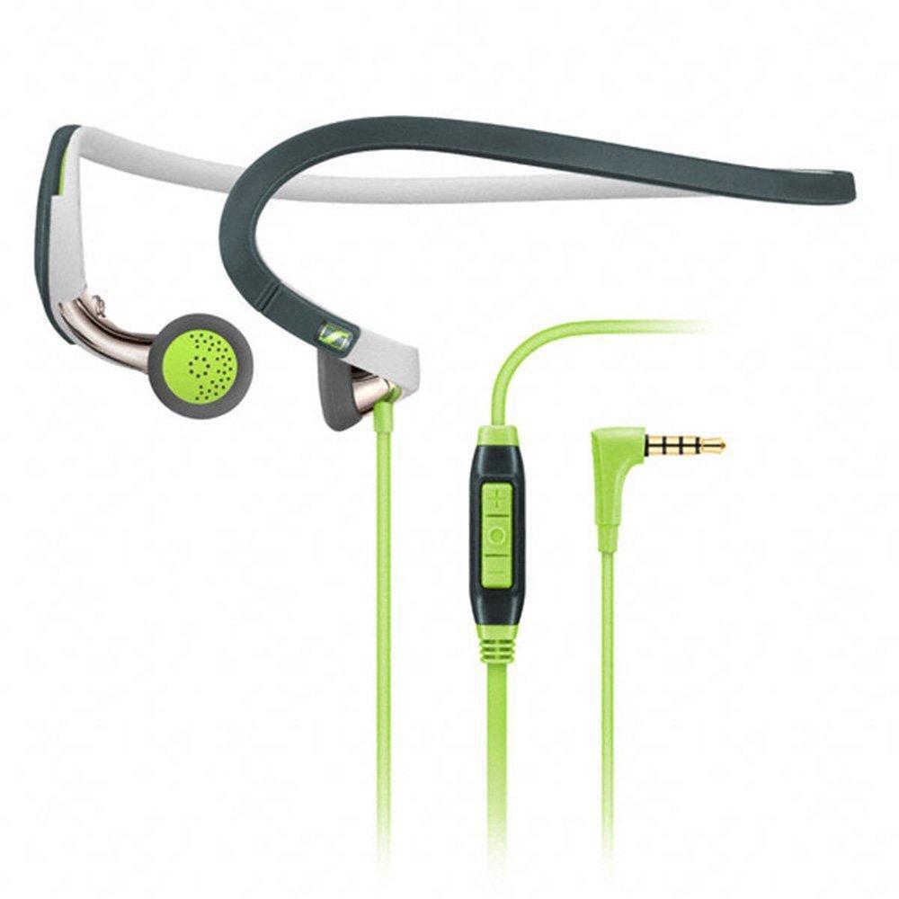Sennheiser PMX 686G Sports, Green наушники506228Если Вы хотите наслаждаться качественным стереозвуком во время велосипедных прогулок на свежем воздухе, то определенно, мобильные наушники Sennheiser PMX 686G SPORTS будут правильным выбором. Благодаря инновационной конструкции ушных адаптеров вы сможете не только услышать музыку, но и акустически контролировать окружающее пространство