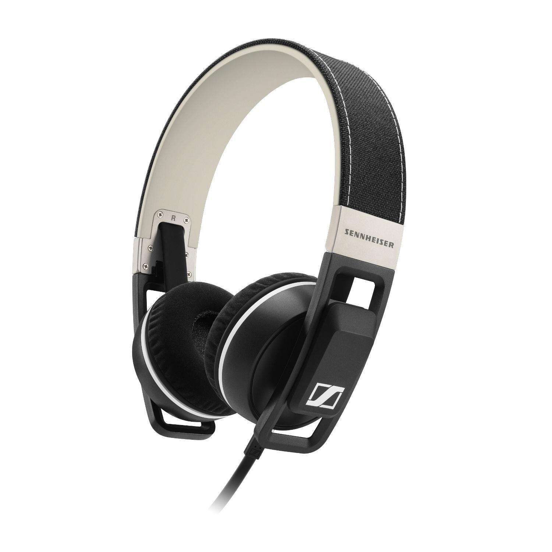 Sennheiser Urbanite, Black наушники506086Серия URBANITE – это наушники для тех, кто любит плотное качественное звучание и для тех, кто любит стильно выглядеть. Наушники серии URBANITE прекрасно идеально подходят людям, постоянно находящимся в движении: с помощью интегрированного в кабель пульта дистанционного управления с микрофоном можно принимать телефонные звонки и управлять музыкой на смартфонах и планшетах. Накладные наушники URBANITE способны выдать мощный клубный звук, насыщенный низкими частотами, в то же время, обеспечивая превосходную четкость во всем остальном диапазоне частот. Благодаря уникальной складной конструкции наушники URBANITE можно легко сложить и убрать в чехол, входящий в комплект поставки, для хранения или транспортировки В наушниках серии URBANITE использовано достаточно элементов, придающих конструкции необходимую жесткость, наушники изготовлены из прочных и высококачественных материалов. Шарниры из нержавеющей стали придают дизайну строгость, а тканевая отделка оголовья...