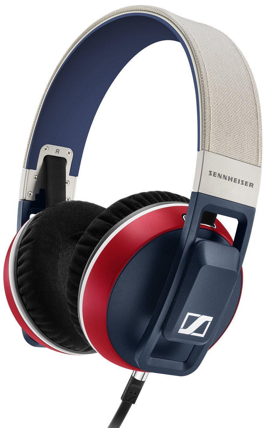 Sennheiser Urbanite XL, Nation наушники506449Серия URBANITE – это наушники для тех, кто любит плотное качественное звучание и для тех, кто любит стильно выглядеть. Наушники серии URBANITE идеально подходят людям, постоянно находящимся в движении: с помощью интегрированного в кабель пульта дистанционного управления с микрофоном можно принимать телефонные звонки и управлять музыкой на смартфонах и планшетах. Охватывающие наушники URBANITE XL способны выдать мощный клубный звук, насыщенный низкими частотами, в то же время, обеспечивая превосходную четкость во всем остальном диапазоне частот. Благодаря уникальной складной конструкции наушники URBANITE XL можно легко сложить и убрать в чехол, входящий в комплект поставки, для хранения или транспортировки. В наушниках серии URBANITE использовано достаточно элементов, придающих конструкции необходимую жесткость, наушники изготовлены из прочных и высококачественных материалов. Шарниры из нержавеющей стали придают дизайну строгость, а тканевая...