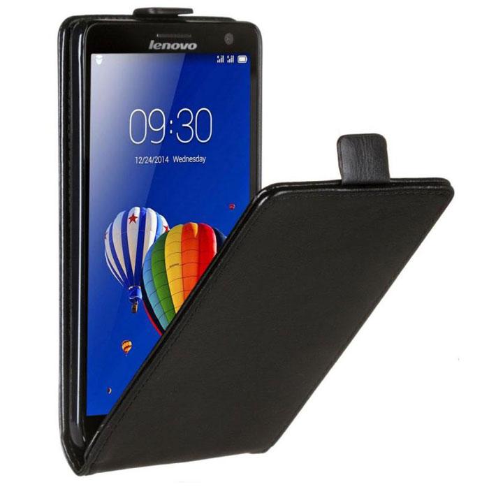 Skinbox Flip Case чехол для Lenovo S856, Black2000000032450Чехол Skinbox Flip Case для Lenovo S856 выполнен из высококачественного поликарбоната и экокожи. Он обеспечивает надежную защиту корпуса и экрана смартфона и надолго сохраняет его привлекательный внешний вид. Чехол также обеспечивает свободный доступ ко всем разъемам и клавишам устройства.
