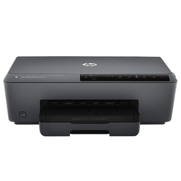 HP Officejet Pro 6230 струйный принтер (E3E03A)E3E03AПринтеры HP Officejet Pro 6230 отличаются высокой производительностью и возможностями мобильной печати, а также подходят для работы дома, в офисе и в пути. Профессиональная цветная печать — дешевле, чем при использовании лазерных устройств. Оригинальные пигментные чернила HP обеспечивают яркость, долговечность и профессиональное качество отпечатков. Раздельные оригинальные струйные картриджи HP увеличенной емкости — выгодное решение для регулярной печати. Оцените прирост в производительности: устройство обеспечивает скорость печати до 18 страниц в минуту при в черно-белом режиме и до 10 в цветном режиме. Двусторонняя печать документов и цветных брошюр без полей позволяет вдвое сократить расходы на бумагу. Теперь для беспроводной печати с мобильных устройств больше не нужен маршрутизатор или доступ к локальной сети. HP ePrint дает возможность печатать документы, фотографии и другие материалы там, где это необходимо. Удобное подключение к локальной сети и...