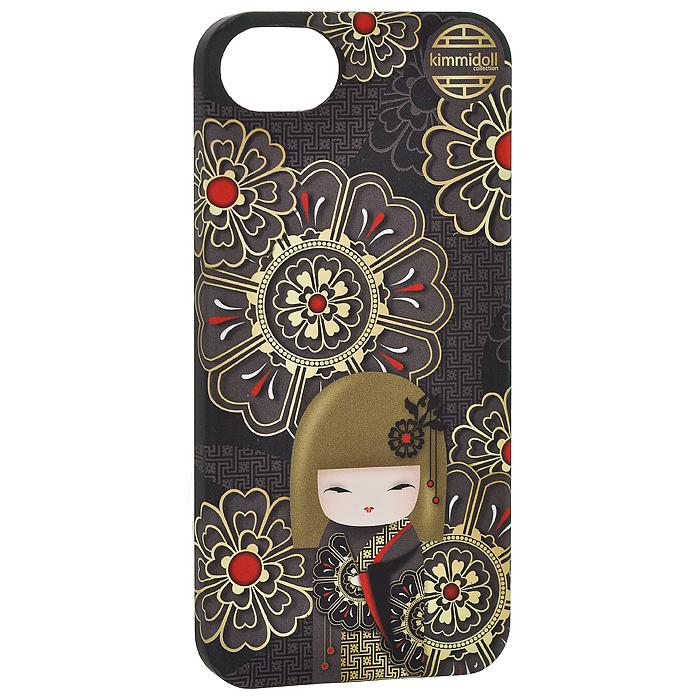 Чехол для iPhone 5 Kimmidoll Хиро (Щедрость). KF0762KF0762Съемный чехол для iPhone 5, выполнен из пластика и оформленный изображением очаровательной куколки Хиро (Щедрость) в японском традиционном стиле. Чехол легко снимается и легко одевается, а главное, радует глаз! Чехол легко защитит любимый телефон от пыли, грязи и царапин, а в случае падения предотвратит трещины и сколы. В чехле есть специальные прорези (для окошка камеры, разъема для наушников и зарядного шнура, для клавиш регулировки звука и кнопочки беззвучного режима). Привет, меня зовут Хиро! Я талисман щедрости. Мой дух полон проницательности и пользы. Отсутствие равнодушия к нуждам других и желание помочь каким-либо способом, раскрывает смысл щедрости. Пусть ваш щедрый характер наполнит удовлетворением и миром вашу жизнь и жизни, окружающих вас людей.