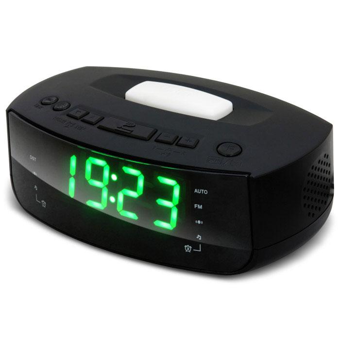 Ritmix RRC-1215 радиобудильник15117062Ritmix RRC-1215 – это FM-радиочасы с будильником, имеющие цифровую настройку каналов. Устройство включает лампу ночной подсветки с функцией рассвета – лампа включается за 25 минут до звонка будильника и увеличивает яркость света от низкого уровня к среднему, а затем высокому.
