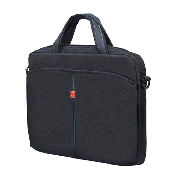 Continent CC-010, Black сумка для ноутбука 10