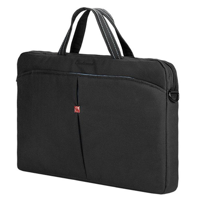 Continent CC-017 сумка для ноутбука 17CC-017Удобная сумка Continent CC-017 для ноутбуков с диагональю экрана до 17 надежно защитит Ваше устройство от механических повреждений, а также пригодится для его перевозки.