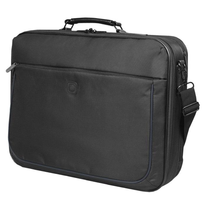 Continent CC-892 сумка для ноутбука 17,3CC-892Continent CC892 - большая многофункциональная сумка из высокопрочного нейлона на жёстком каркасе. Предназначена для ноутбука и других цифровых устройств. Имеет большое отделение для бумаг. Обеспечит максимальное удобство и сохранность вашей техники.