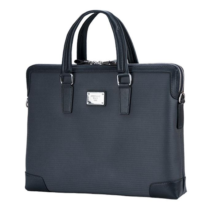 Continent CM-163, Blue сумка для ноутбука 15,6CM-163 BlueContinent CM-163 - эргономичная и стильная сумка для вашего ноутбука с дисплеем до 15,6 дюймов. Изделие имеет два основных внутренних отделения. В остальные внутренние карманы можно поместить различные аксессуары и принадлежности.