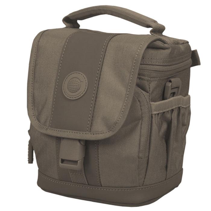 Continent FF-01, Sand сумка для фотокамерыFF-01 SandContinent FF01 - стильная простая и функциональная сумка для фотоаппарата.