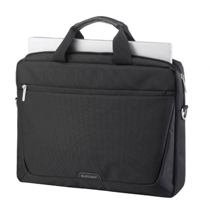 "Sumdex PON-111, Black сумка для ноутбука 15,6"""