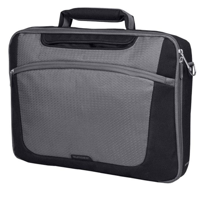 "Sumdex PON-301, Black сумка для ноутбука 15,6"""