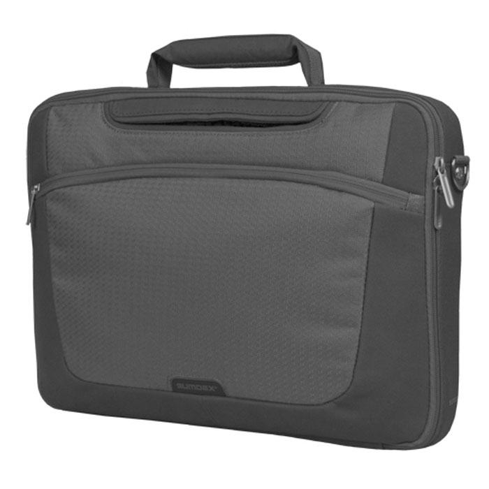 Sumdex PON-301, Grey сумка для ноутбука 15,6