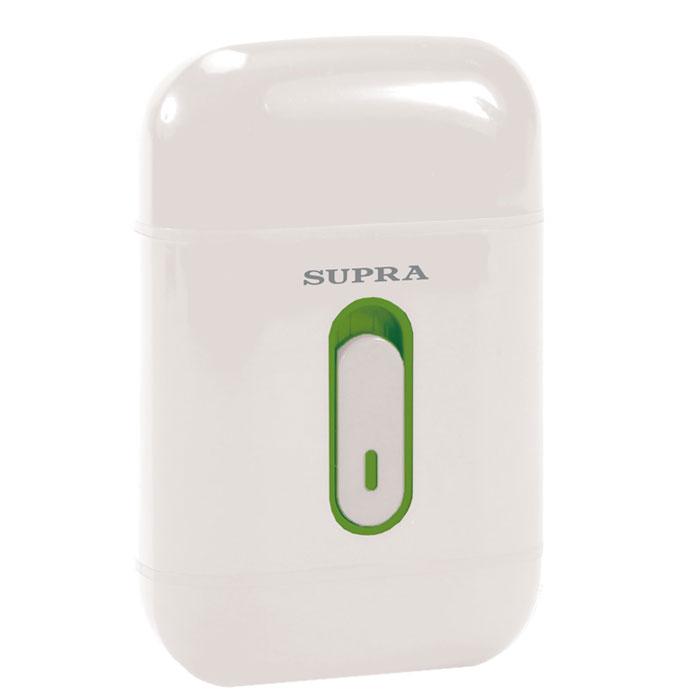 Supra RS-301, White электробритваRS-301 whiteДорожная сеточная бритва Supra RS-301. Повторяет контур лица. Идеально подходит для путешествий.