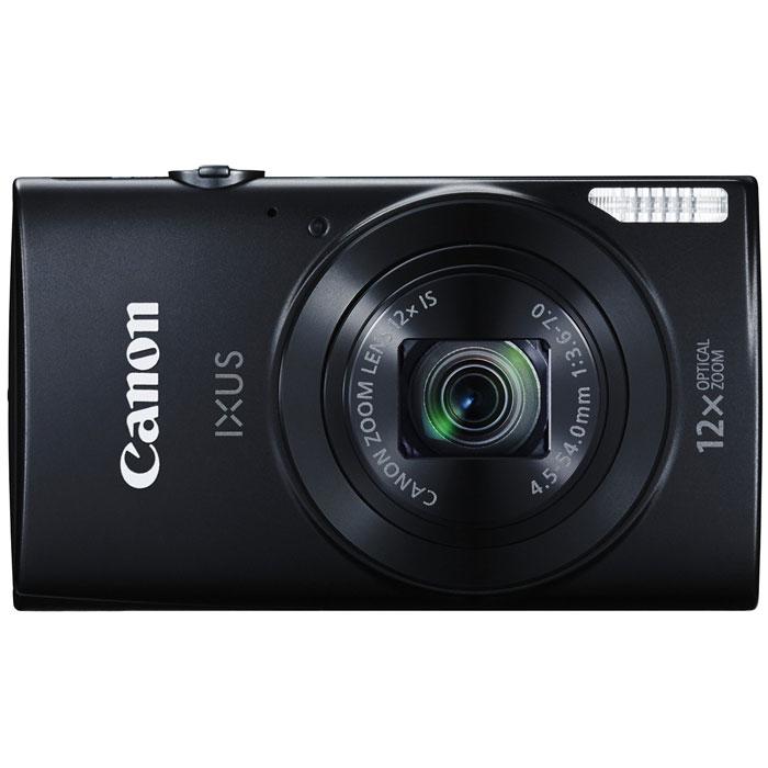 Canon IXUS 170, Black цифровая фотокамера